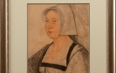Lithograph after Hans Holbein the Younger