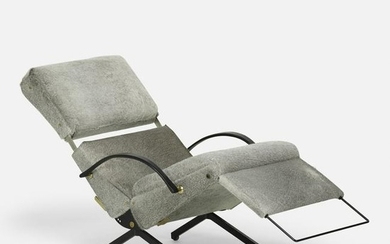 Osvaldo Borsani, P40 lounge chair