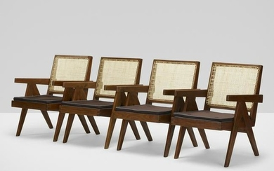 Pierre Jeanneret, Easy armchairs from Punjab