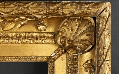 "A 19th Century Gilt Composition Frame. 22"" x 29.25"""