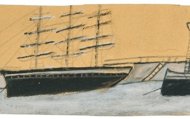 ALFRED WALLIS   ST IVES HARBOUR