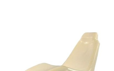 Alberto Rosselli - Saporiti - Lounge chair, 1 (1) - Moby Dick