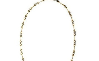 Cartier - 18 kt. White gold, Yellow gold - Necklace