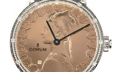 Corum - Artisans Coin Whatch - Women - 2011-present