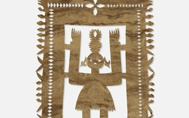 Folk Art, cut-out from Textiles & Objects