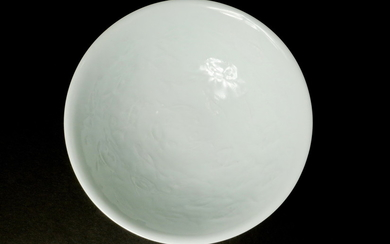 JAPANESE WHITE PORCELAIN BOWL