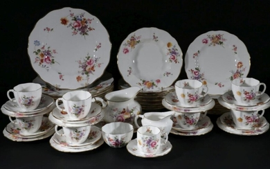 Royal Crown Derby Posies Dining Setting for Eight Persons