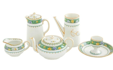 Royal Doulton porcelain individual breakfast service (11pcs)