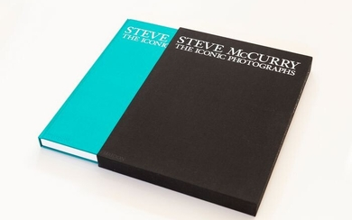 Signed; Steve McCurry - The Iconic Photographs [Limited Edition] - 2010