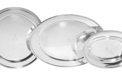 Three Tiffany & Co. Sterling Silver Dishes