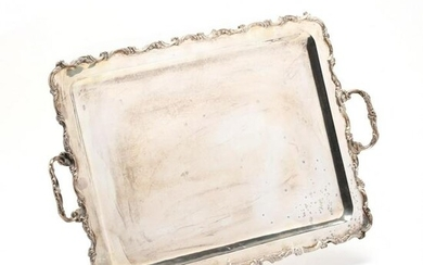 Vintage Sterling Silver Tray