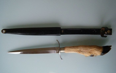 Without apparent mark - Hunting - Dagger