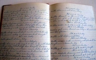 1863-1865 HANDWRITTEN CIVIL WAR ARCHIVE OF CORRESPONDENCE TO SGT. PETER LEER OF THE 103RD REGIMENT PENNSYLVANIA WITH DETAILS OF THE CONFEDERATE INVASION OF PENNSYLVANIA