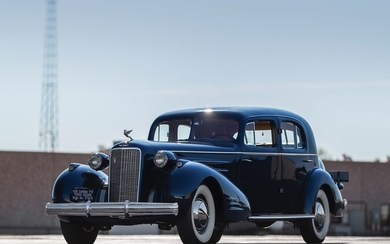 1936 Cadillac V-16 Town Sedan by Fleetwood