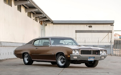 1970 Buick GS 455 Stage 1 Sport Coupe