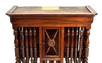 19th Century French Provincial Panettiere