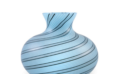 A Murano glass vase, by...