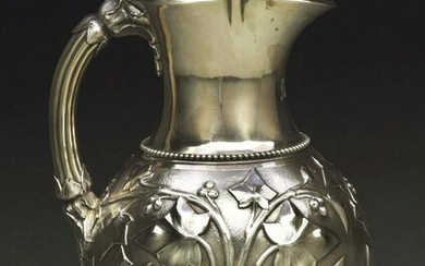 A TIFFANY & CO. STERLING PITCHER.