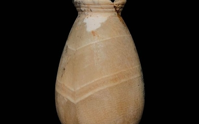 Ancient Egyptian Alabaster Cup, 12,5 cm