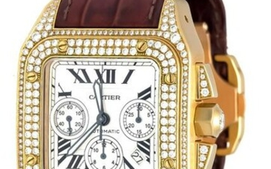 Cartier Herrenuhr Chronog