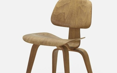 Charles and Ray Eames, pre-production DCW