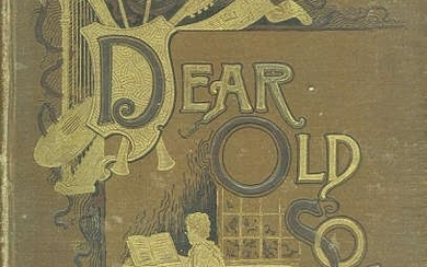 Dear Old Songs, 1stEd 1889 illustrated, Blue Bells