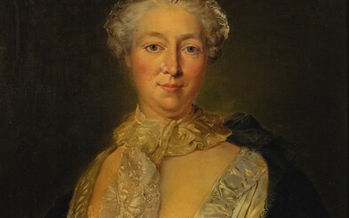 FRENCH SCHOOL, 19TH CENTURY, IN THE MANNER OF THE 18TH CENTURY | PORTRAIT OF A LADY