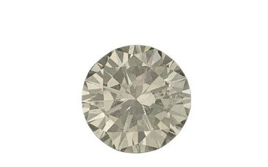 GIA CERTIFIED 3.6 CT. DIAMOND SI1 ROUND SOLITAIRE