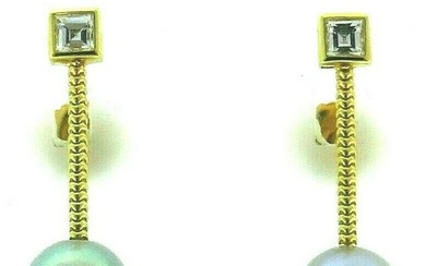 Jemma Wynne Revival 18K Yellow Gold Tahitian Pearl
