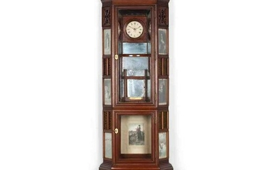 Large Antique American Wall Clock