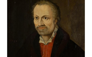 MANNER OF LUCAS CRANACH (17TH CENTURY OR EARLIER) PORTRAIT OF PHILIP MELANCHTHON (1497-1550)