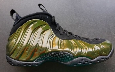 """Nike Air Foamposite One - """"Invisibility cloak"""" Sneaker - Size: US:9 / UK:8 / EUR:42,5"""