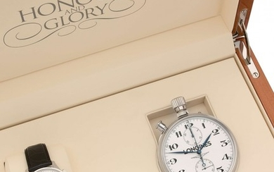 O - LONGINES Honour and Glory