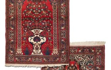 Pair of BIDJAR (Persia), mid 20th century
