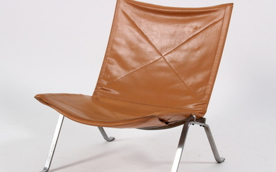 Poul Kjærholm for E. Kold Christensen. Lounge chair, model PK22