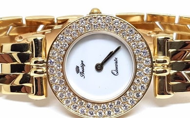 Prestige Ladies Classic - Diamond Dial 1.70ct. - Women - 2000-2010