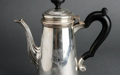 Tiffany & Co Makers Sterling Silver Coffee Pot