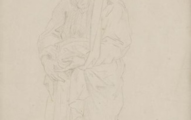 UNKNOWN DRAWER Active around 1900 STUDY OF THE APOSTLE