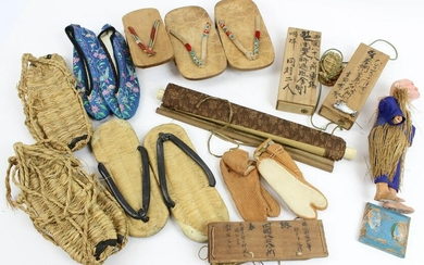 Vintage Pre-WWII Japanese accessories