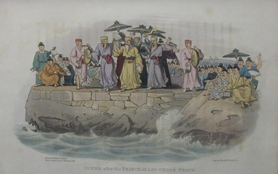 Account Of A Voyage Of Discovery To The West Coast Of Corea, And The Great Loo-Choo Island.