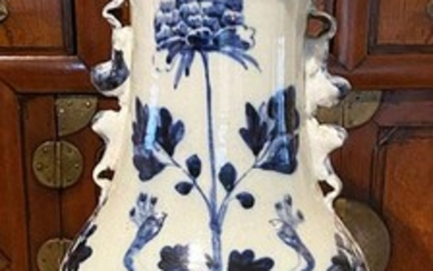 Chinese Porcelain Temple Vase, RM2A