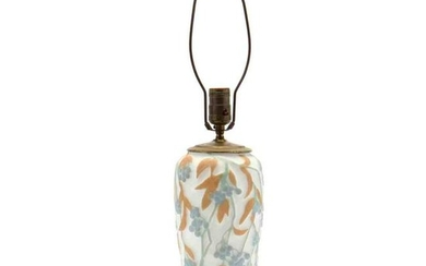 Consolidated Glass Table Lamp