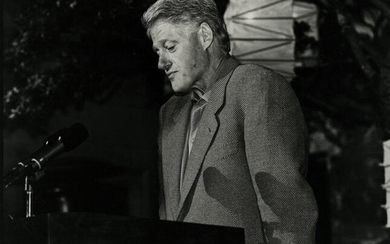 """David Hume Kennerly, """"Clinton Shrugged, Beverly Hills"""