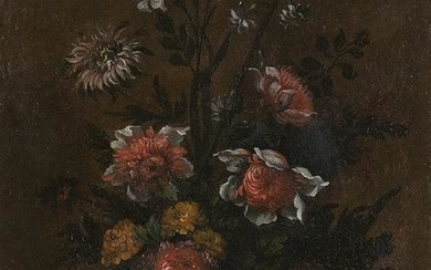 FRENCH SCHOOL, 18th CENTURY - Still life with flowers