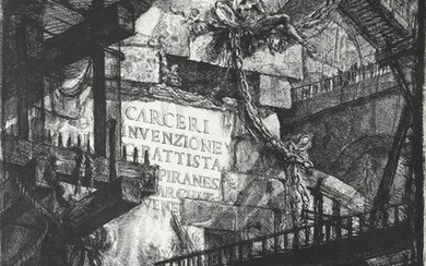 Giovanni Battista Piranesi, Herman Melville on