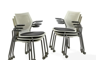 Knoll Rolling Office Chairs