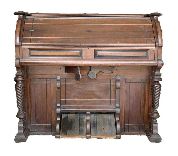 MASON AND HAMIN ANTIQUE ORGAN