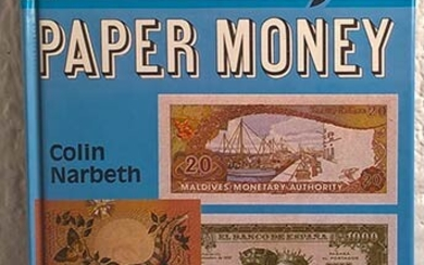 NARBETH C. – Collecting paper money. London, 1986. pp. 168,...