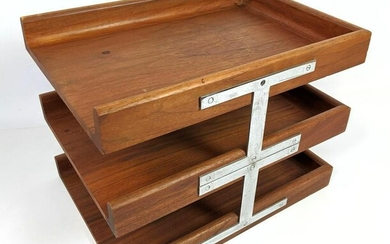 Peter Peppers Production Desk Organizer Trays. Solid w