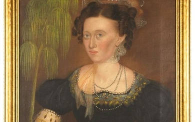Portrait of Young Lady